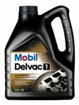 Моторное масло Mobil Delvac MX Extra 10W-40 4L